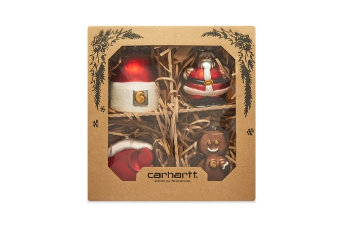 Carhartt WIP Christmas Ornaments Set - default
