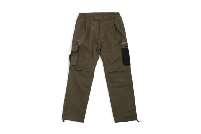 adidas Consortium 'Gardening Pack' Pants - Green