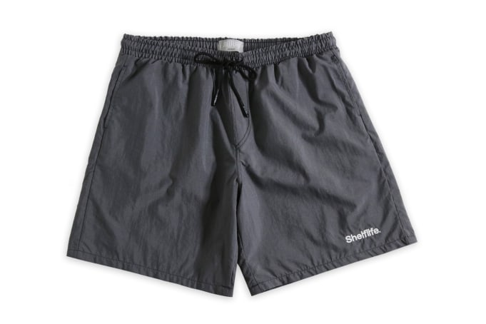 Shelflife Basic Nylon Shorts - default