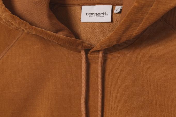 Carhartt WIP Corduroy Hoodie - default