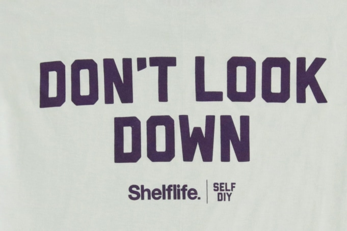 Shelflife Dont Look Down Tee - default
