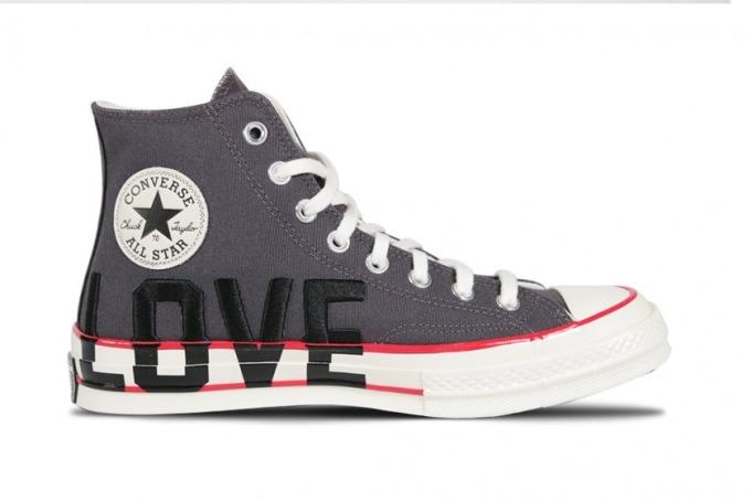 Converse Women's 'Love Fearlessly' Chuck 70 - default