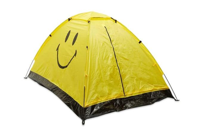Chinatown Market Smiley Tent  - default