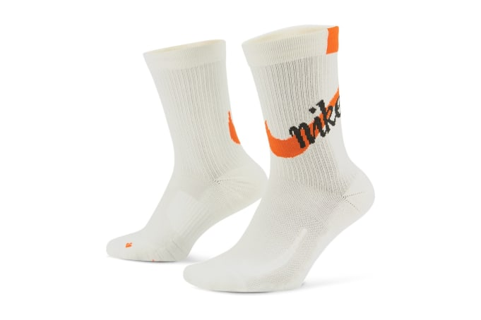Nike Multiplier Running Crew Socks - default