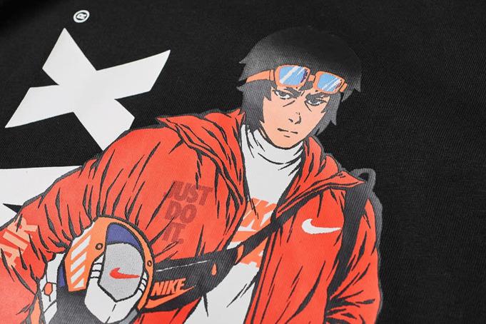 Nike Sportswear Manga Hypeman Tee - default