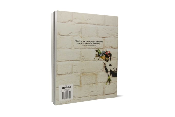 Wall and Piece by Banksy - default