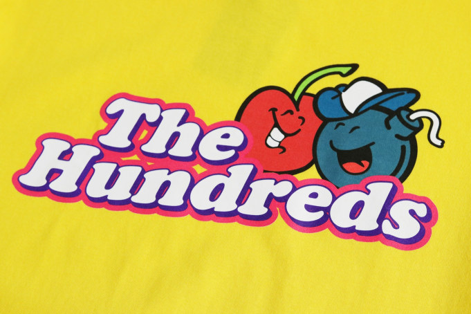 The Hundreds Cherry Bomb Tee - default