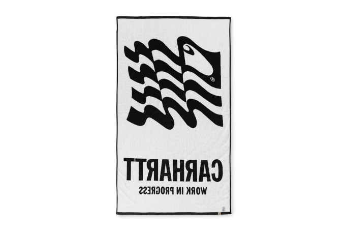 Carhartt WIP Wavy State Towel - default