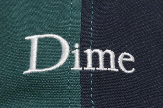 Dime Classic Logo Two-Tone Cap - default