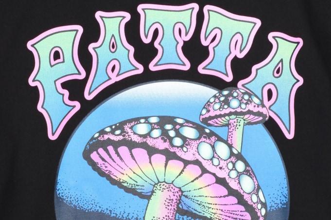 Patta Mushroom Tee - default