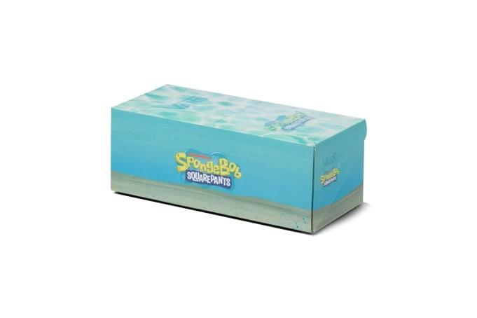 Vans x SpongeBob SquarePants Classic Slip-On Kids - default