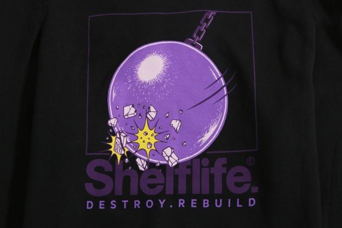 Shelflife Wrecking Ball Hoodie - default