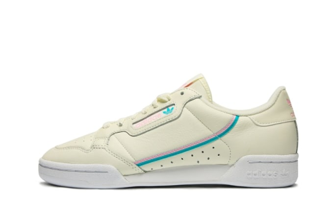 adidas Originals Continental 80 - Yellow
