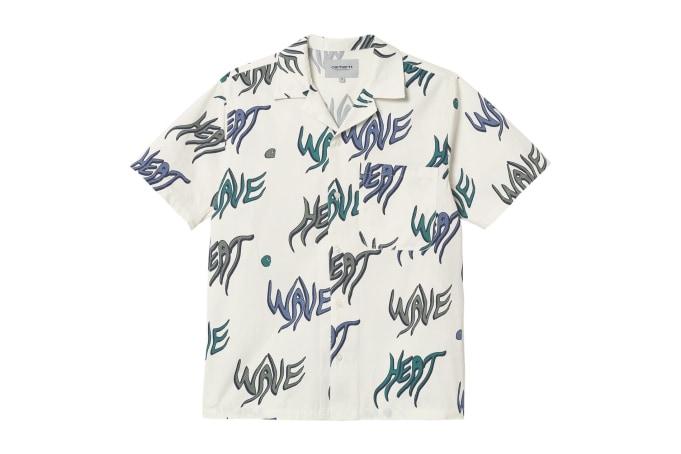 Carhartt WIP Heat Wave Shirt - default