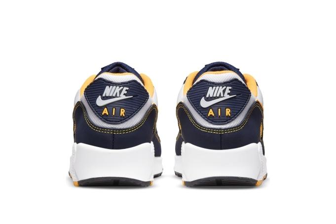 Nike Air Max 90 'Michigan' - default