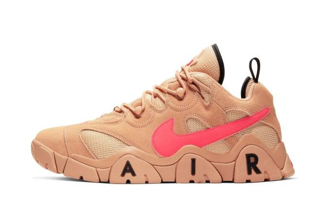 Nike Air Barrage Low  - default