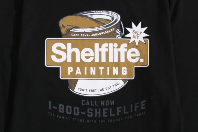 Shelflife Painting Long-Sleeve Tee - default