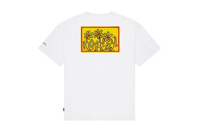 Converse x Keith Haring Elevated Graphic Tee - default