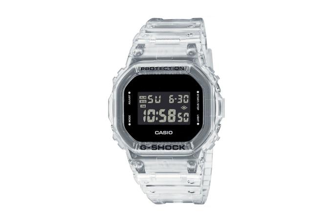 Casio G-Shock DW5600 200m Skeleton Series  - default