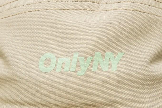 Only NY Nylon Tech Polo Cap - default