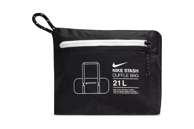 Nike Sportswear Stash Duffel Bag - default