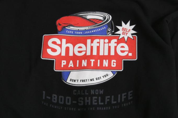 Shelflife Painting Crewneck - default