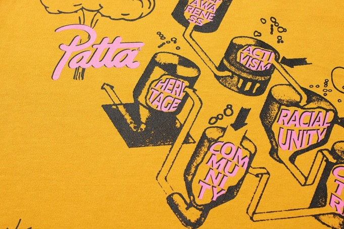 Patta Values Tee - default