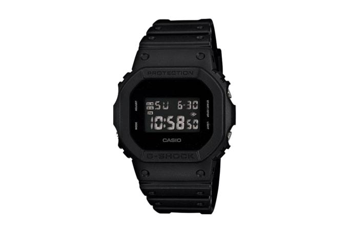 Casio G-Shock D5600  - default