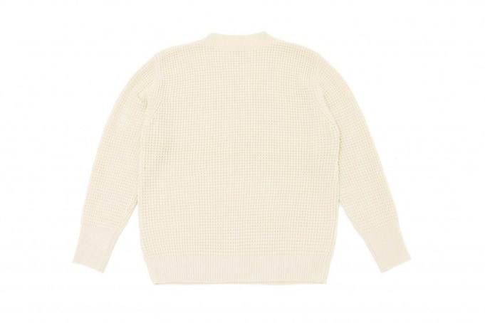 Shelflife Chunky Knit Jersey - default