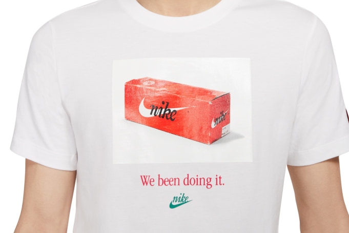 Nike Sportswear Retro Box Tee - default