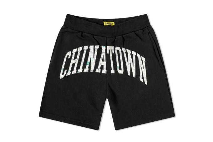Chinatown Market Money Arc Shorts - default