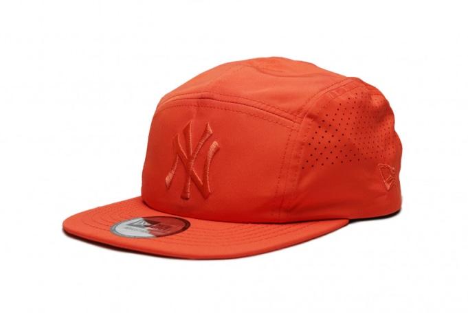 New Era Lightweight New York Yankees 5-Panel Cap  - default