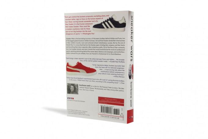 Sneaker Wars by Barbara Smith - default