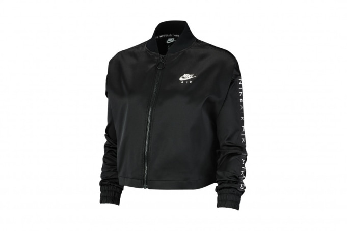 Nike Women's Air Track Satin Jacket - default
