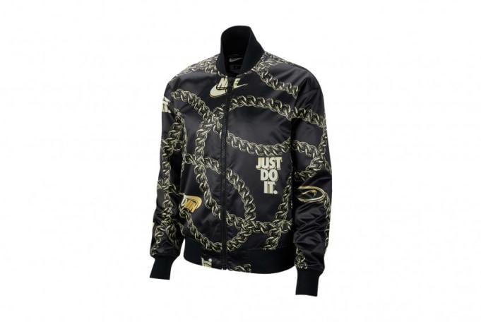 Nike Sportswear Women's Synthetic Fill Icon Clash Jacket - default