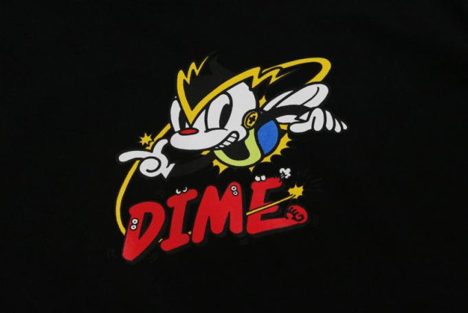 Dime Net Racer Tee - default