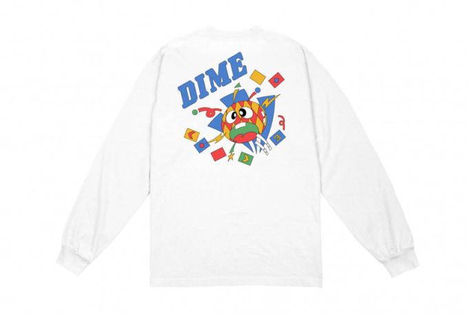 Dime Breaker Long-Sleeve - default