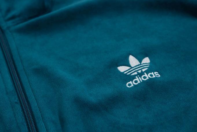 adidas WMNS Velour Track Jacket - default
