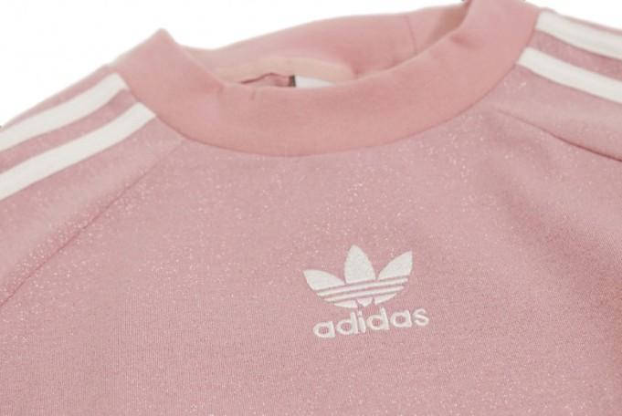 adidas Women's Glitter Dress - default