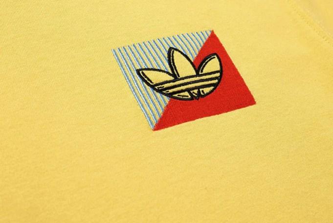 adidas Diagonal Emblem Tee - default