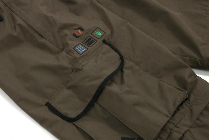 adidas Consortium 'Gardening Pack' Pants - default