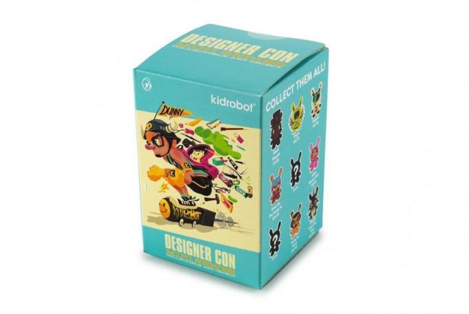 Kidrobot x DCON Designer Con Dunny Art Figure Series (Blind Box) - default