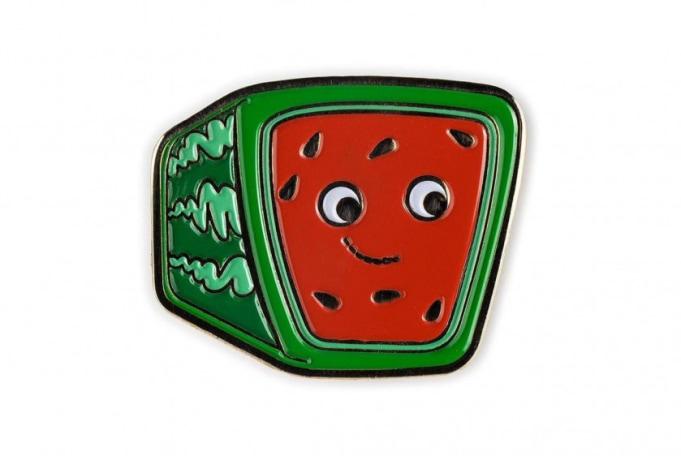 Kidrobot Yummy World Enamel Pin Series (Blind Box) - default