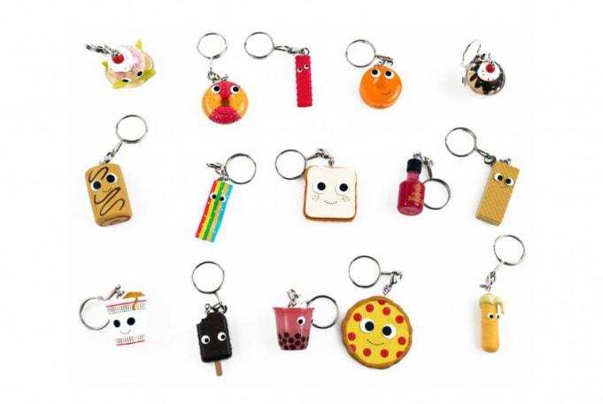 Kidrobot Yummy World Sweet and Savoury Keychains (Blind Box) - default