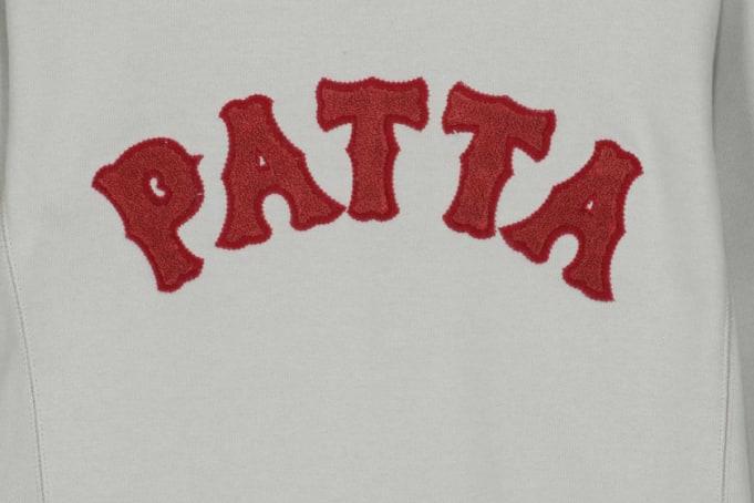 Patta Biker Logo Hoodie - default