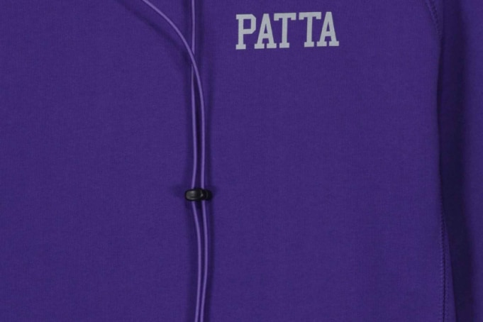 Patta Military Hooded Sweater  - default