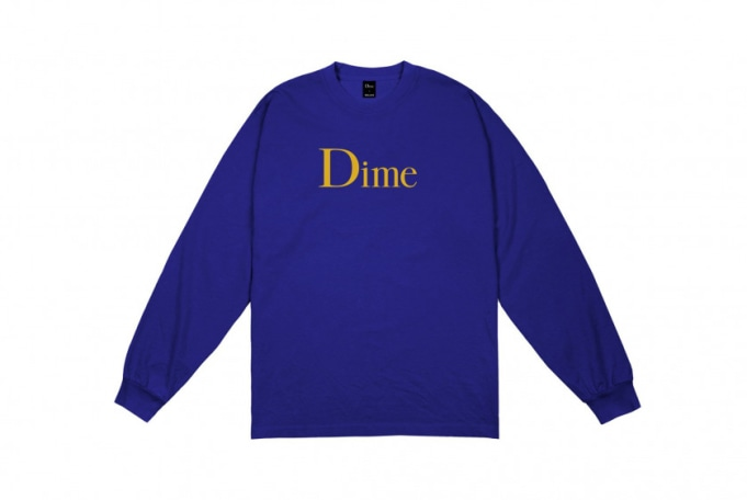 Dime Classic Logo Long-Sleeve  - default
