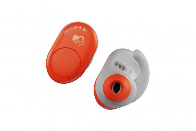 Skullcandy Push Wireless Earphones with 5-Panel Cap  - default
