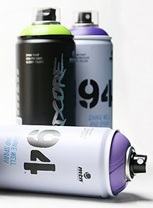 MTN Spraypaint
