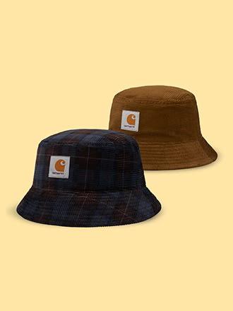 Carhartt Cord Bucket Hats